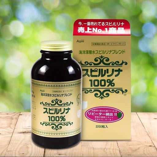 Thực phẩm chức năng tảo biển Nhật Bản